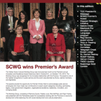 Tahltan Central Council Newsletter – November 2013
