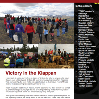 Tahltan Central Council Newsletter - October 2013