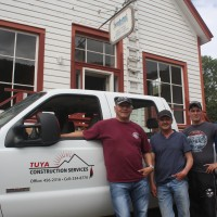 Thank You to Tuya Construction Services