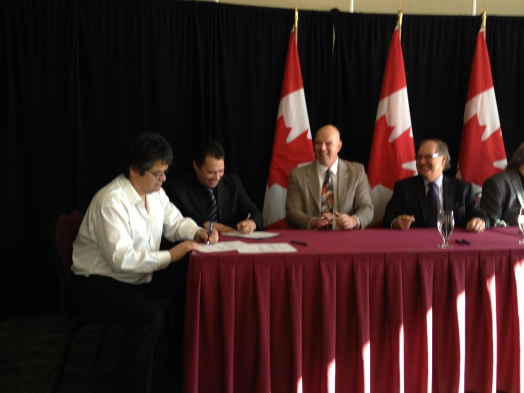 Framework Agreement gives Tahltan Band greater control over land and resources