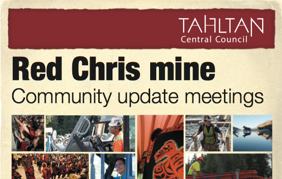 Red Chris Mine: Community Update Meetings