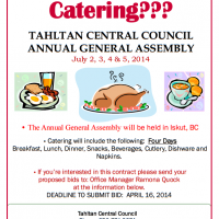 Interested in Catering?