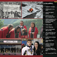 Tahltan Central Council - April 2014