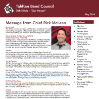 Tahltan Band - May 2014