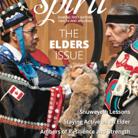 Spirit: The Elders Issue