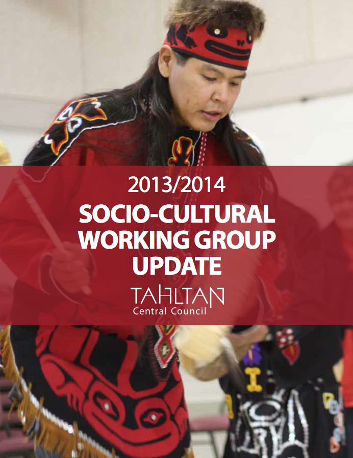 2013/2014 SOCIO-CULTURAL WORKING GROUP UPDATE