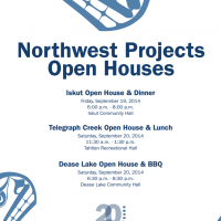 Northwest Projects Open Houses