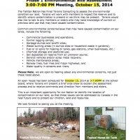 Dease Lake- Community Notice