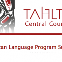 Planning for Tahltan Language Program Begins