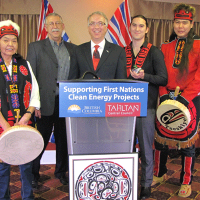 Tahltan Member update - $500,000 funding allows Tahltan investment in green energy
